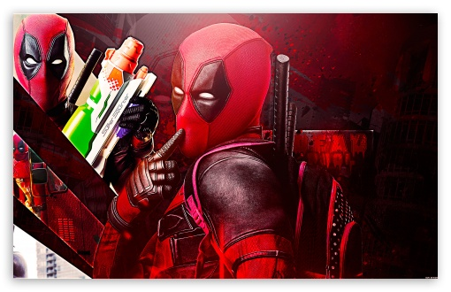 <b>Deadpool</b> and Harley Quinn HD <b>desktop wallpaper</b> : High Definition ...