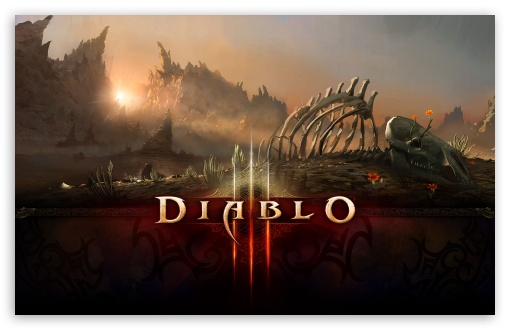 diablo 3 wallpaper. Diablo 3 Game wallpaper for