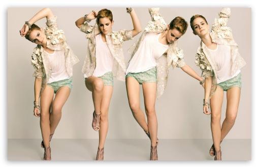 emma watson short hair wallpaper. 2 Emma Watson Short Hair