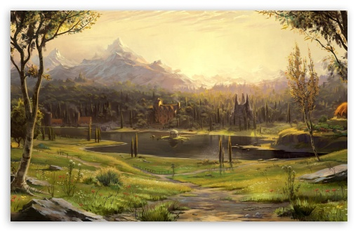 fable 2 wallpapers. 5 Fable 3 Art wallpaper for