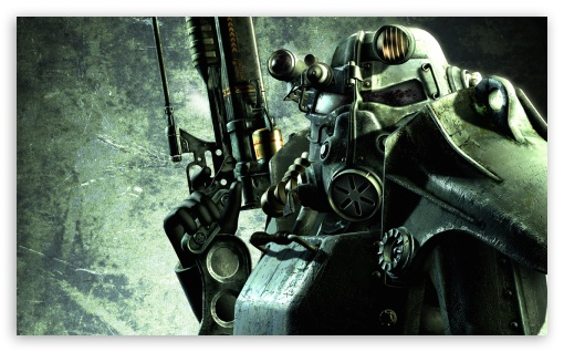 fallout 3 wallpaper. Fallout 3 wallpaper for