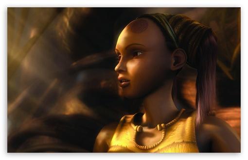 Fantasy Girl 42 wallpaper for HD 16:9 High Definition WQHD QWXGA 1080p 900p