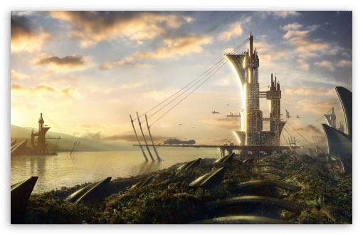 wallpaper widescreen fantasy. 1 Fantasy Lands 16 wallpaper