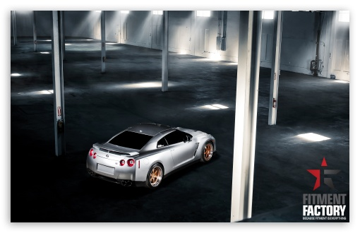 nissan gtr wallpapers. Fitment Factory Nissan GT-R