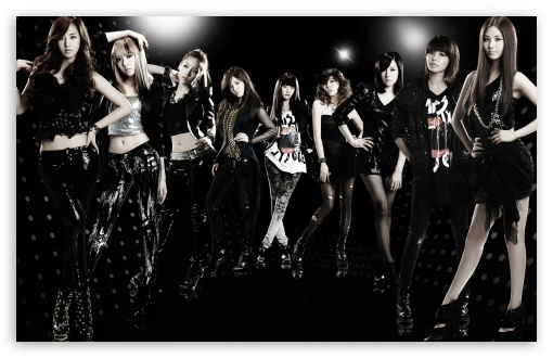 Girls Generation Run Devil Run wallpaper for Standard 4:3 5:4 Fullscreen