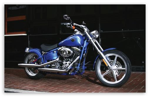 Best Turing Motorcycles Harley-Davidson Rocker C FXCWC 2010