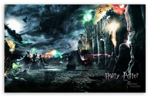 harry potter and deathly hallows_11. Harry Potter and the Deathly