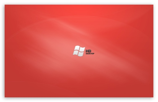 desktop wallpapers vista. HD Red Desktop Vista wallpaper