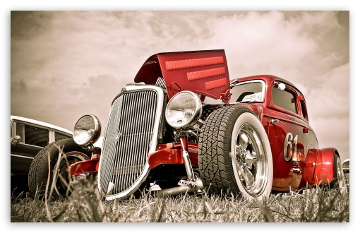 Hot Rod Car wallpaper for Wide 16:10 Widescreen WHXGA WQXGA WUXGA WXGA ;