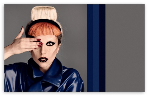 lady gaga born this way booklet pictures. 3 Lady GaGa Born This Way