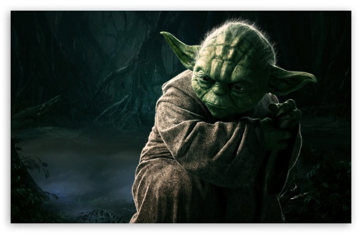 Master Yoda, Star Wars HD wallpaper for Wide 16:10 Widescreen WHXGA WQXGA WUXGA WXGA ;