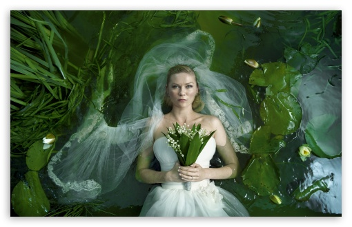 Melancholia Film wallpaper for Wide 16:10 Widescreen WHXGA WQXGA WUXGA WXGA ;