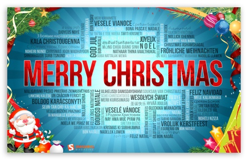 Merry Christmas Everyone HD wallpaper for Wide 16:10 Widescreen WHXGA WQXGA WUXGA WXGA ;