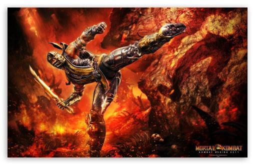 mortal kombat legacy scorpion. scorpion mortal kombat 2011