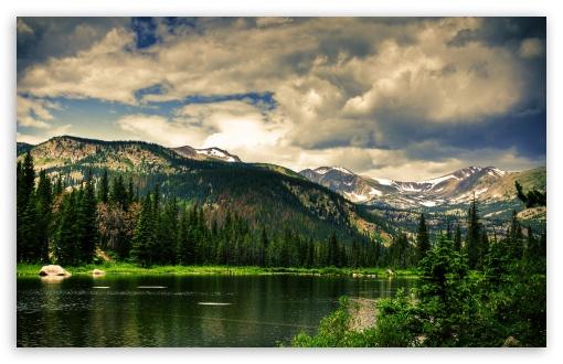 Mountains Valley HD wallpaper for Wide 16:10 Widescreen WHXGA WQXGA WUXGA WXGA ;