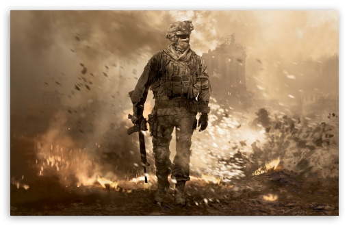 Modern Warfare 2 Wallpapers HD - Wallpaper Cave