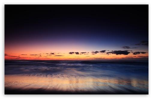 Ocean Beach HD wallpaper for Wide 16:10 Widescreen WHXGA WQXGA WUXGA WXGA ;