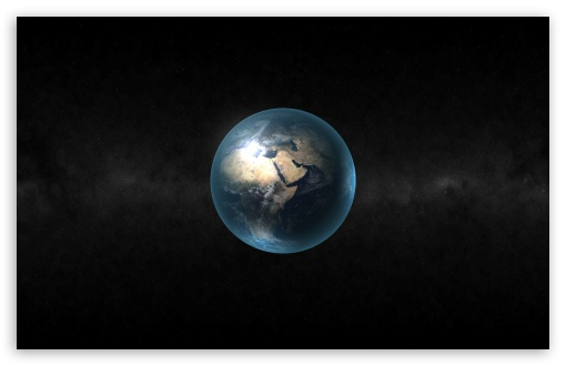 planet earth wallpaper. Planet Earth Space View