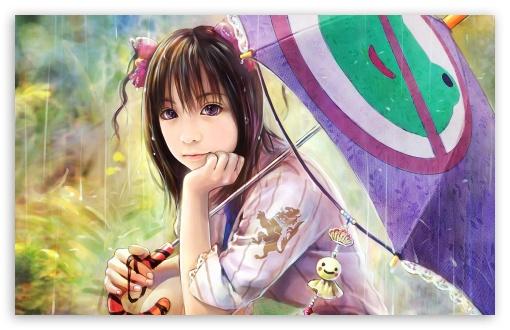 Rainy Day Drawing wallpaper for HD 16:9 High Definition WQHD QWXGA 1080p 900p 720p QHD nHD ;