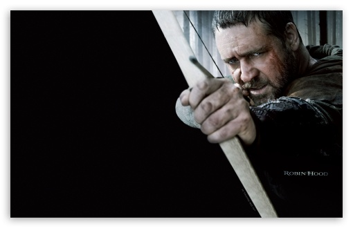 1 Russell Crowe as Robin Hood, Robin Hood 2010 Movie HD wallpaper for ...