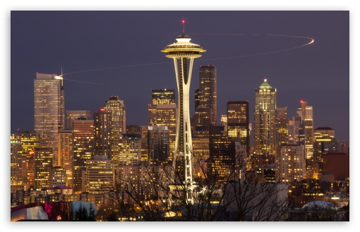 Seattle, Washington wallpaper for Wide 16:10 Widescreen WHXGA WQXGA WUXGA WXGA ;