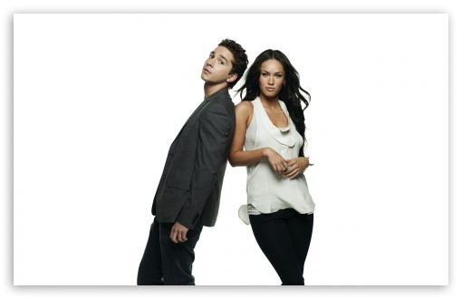 shia labeouf and megan fox wallpaper. Shia Labeouf And Megan Fox