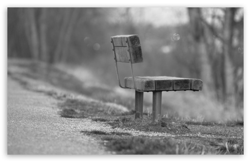 Single Bench HD wallpaper for Wide 16:10 Widescreen WHXGA WQXGA WUXGA WXGA ;