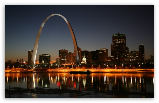 St Louis, Missouri wallpaper for Wide 16:10 Widescreen WHXGA WQXGA WUXGA WXGA ;