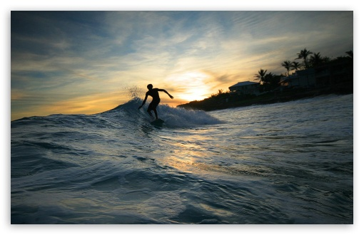 3 Surfer Silhouette HD wallpaper for Standard 43 54 Fullscreen UXGA XGA