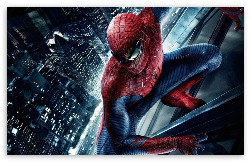 The Amazing Spider Man HD wallpaper for Standard 4:3 5:4 Fullscreen UXGA XGA SVGA QSXGA SXGA ; Wide 16:10 5:3 Widescreen WHXGA WQXGA WUXGA WXGA WGA ; HD 16:9 High Definition WQHD QWXGA 1080p 900p 720p QHD nHD ; Other 3:2 DVGA HVGA HQVGA devices ( Apple PowerBook G4 iPhone 4 3G 3GS iPod Touch ) ; Mobile VGA WVGA iPhone iPad PSP Phone - VGA QVGA Smartphone ( PocketPC GPS iPod Zune BlackBerry HTC Samsung LG Nokia Eten Asus ) WVGA WQVGA Smartphone ( HTC Samsung Sony Ericsson LG Vertu MIO ) HVGA Smartphone ( Apple iPhone iPod BlackBerry HTC Samsung Nokia ) Sony PSP Zune HD Zen ; Tablet 2 ;