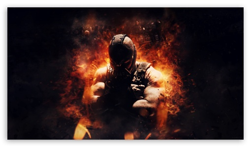 The Dark Knight Rises Bane HD Wallpaper For 169 High Definition WQHD QWXGA