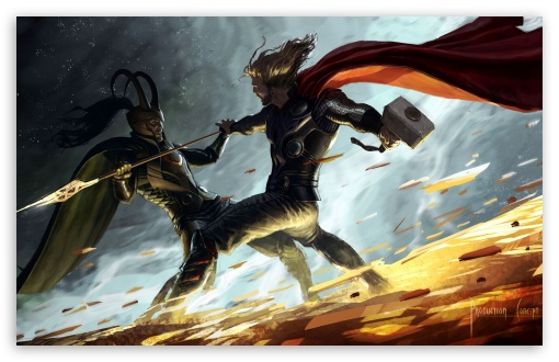 thor wallpapers. Thor Movie 2011 wallpaper for Standard 4:3 5:4 Fullscreen UXGA XGA SVGA