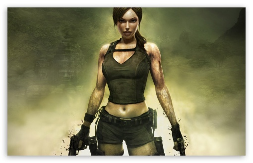 tomb raider underworld wallpaper. Tomb Raider Underworld 3