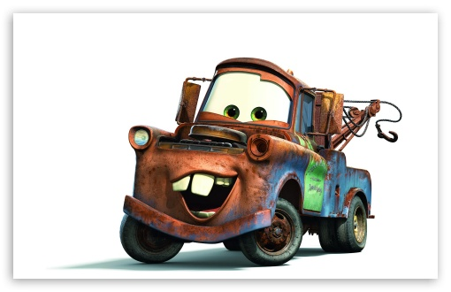cars movie pictures. 2 Tow Mater Cars Movie