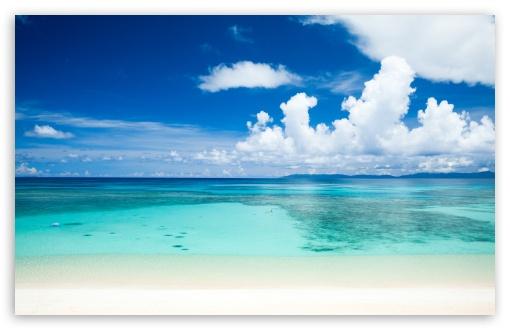 tropical beach wallpaper hd. 1 Tropical Beach wallpaper for