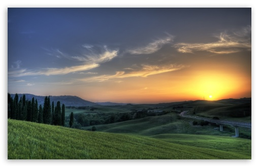 Tuscany wallpaper for Wide 16:10 Widescreen WHXGA WQXGA WUXGA WXGA ;