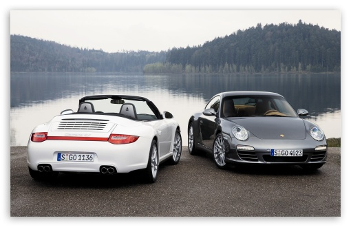 Porsche Carrera 4s White. White Porsche Carrera 4S Cars