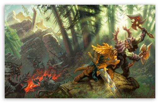 world of warcraft art wallpaper. World Of Warcraft Fan Art