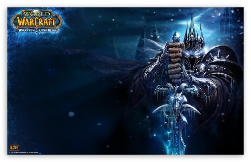 World Of Warcraft, Wrath Of The Lich King wallpaper for Wide 16:10