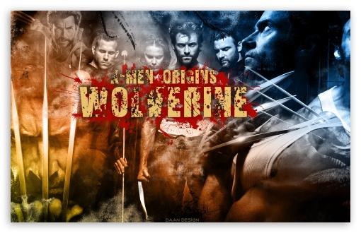 wallpaper x men. X Men Origins Wolverine